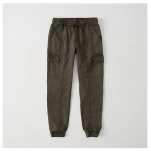 A&F Cargo Joggers